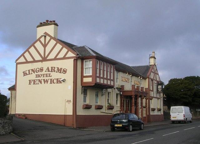 Kings Arms, Fenwick