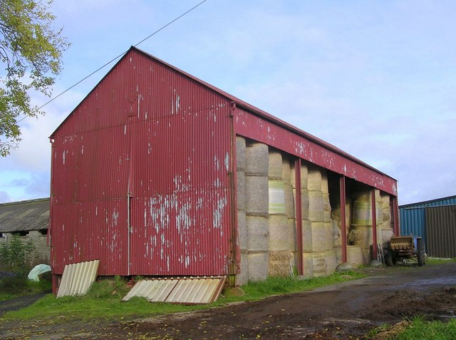 Barn at Low Byrahill
