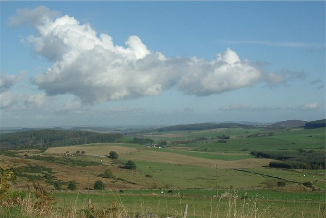 View from Easthill