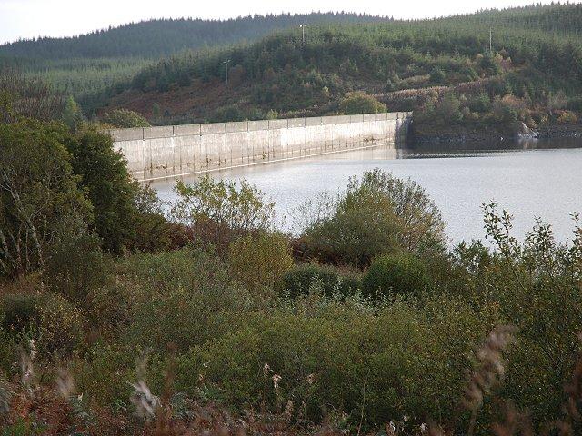 Glashan Dam