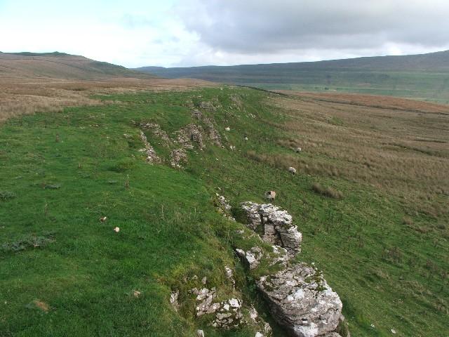 Small Limestone Escarpment.