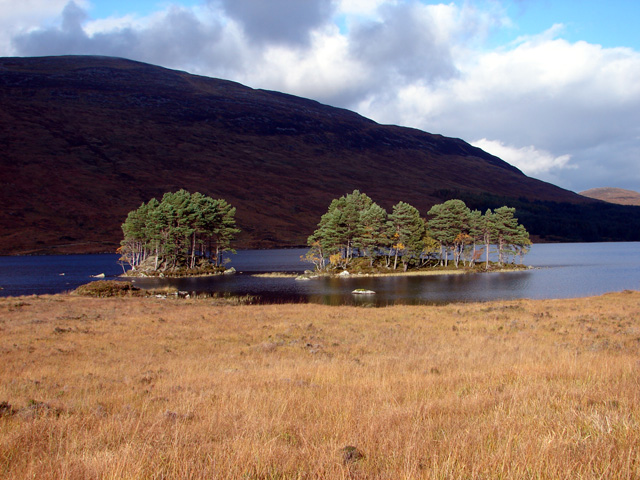 Beside Loch Ossian