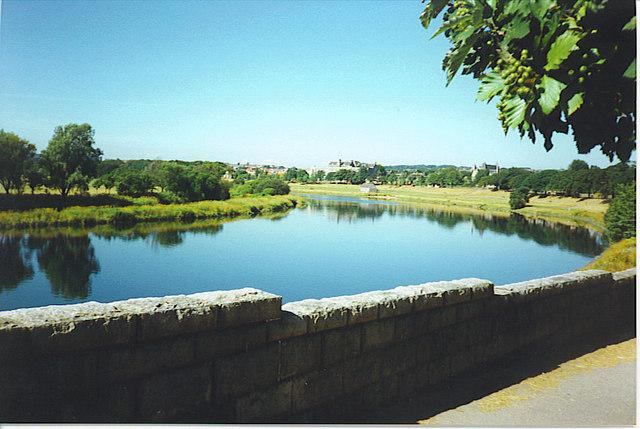 The Dee from King George VI Bridge.