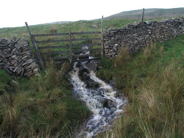 Stream Under Gate