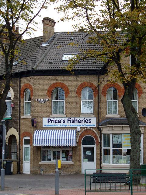 Price's Fisheries