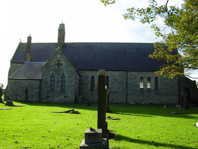 Church of St. Cuthbert, Marley Hill
