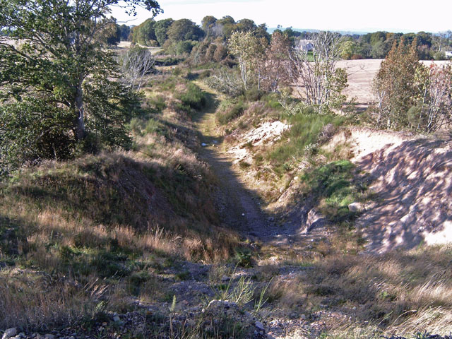 Auldearn quarry