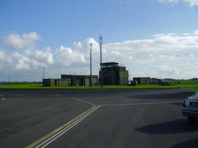 Control Tower, RAF Topcliffe
