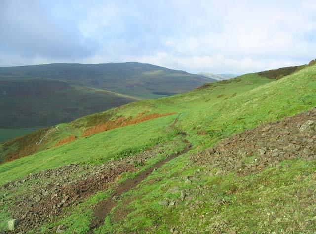 Path to Greenhill Farm