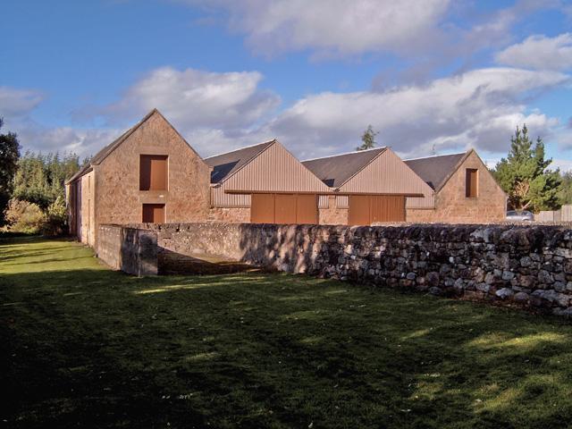 Glenshiel (farm) buildings