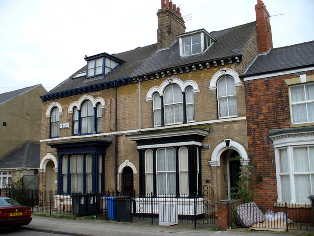 Mid-Victorian Houses