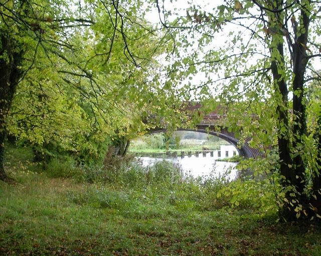 Bridge over the River Test