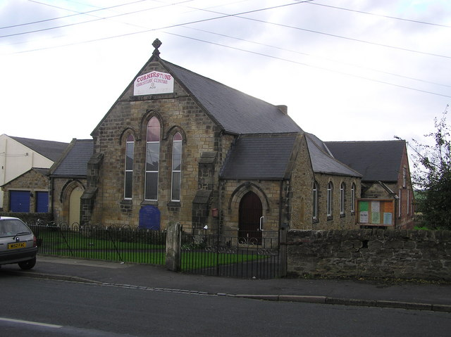 Wesleyan Chapel (dated 1876)