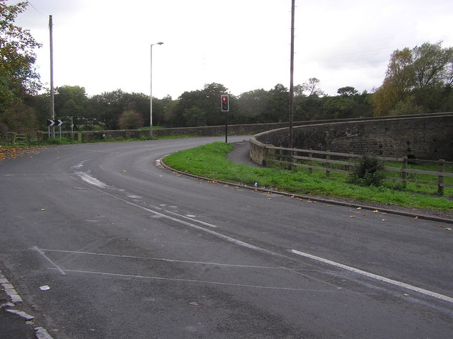 Ramshaw Bridge  : Oak Bank : Ramshaw