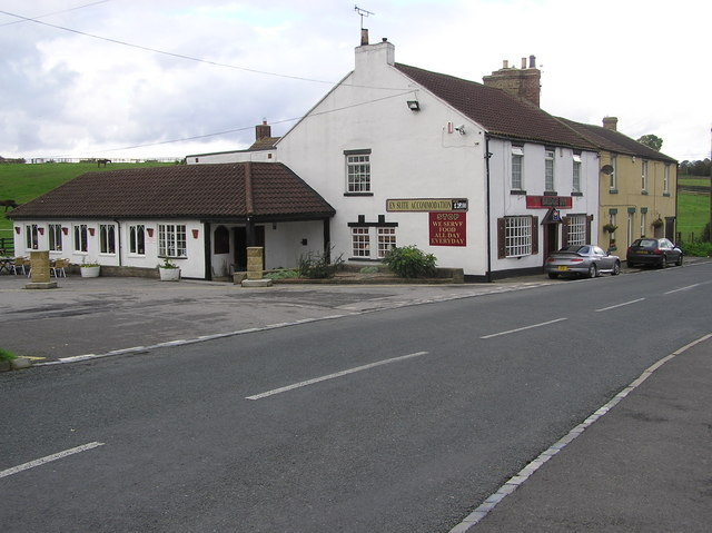 The Bridge Inn : Ramshaw