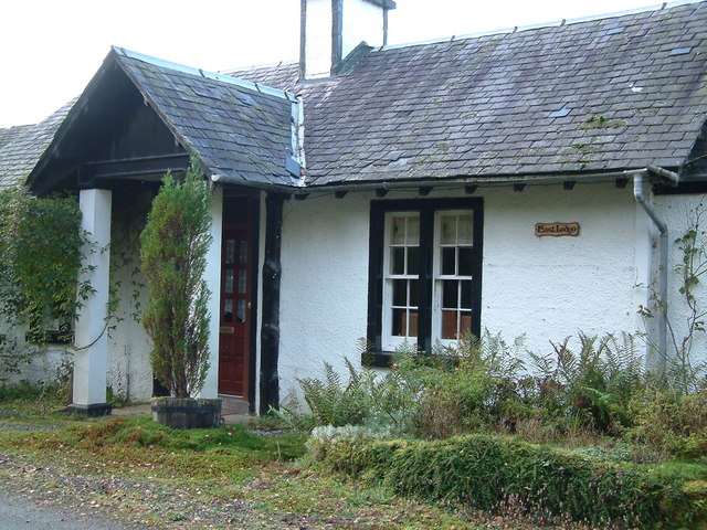 East Lodge, Loch Venachar