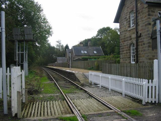 Idridgehay Station