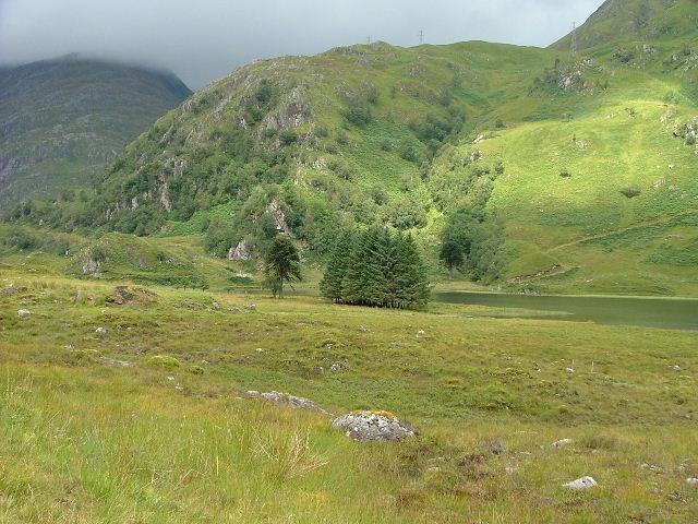Western Shore of Loch Coire Shubh
