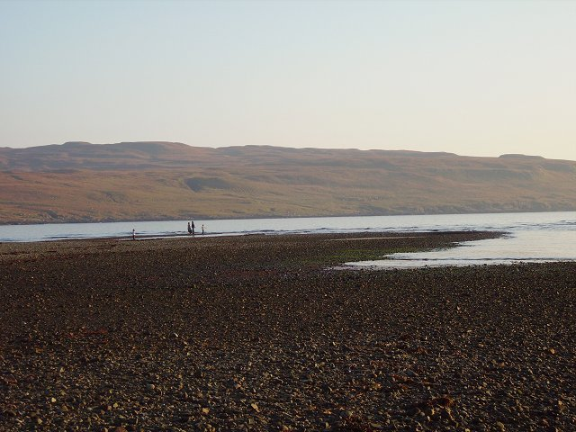 Glenbrittle beach