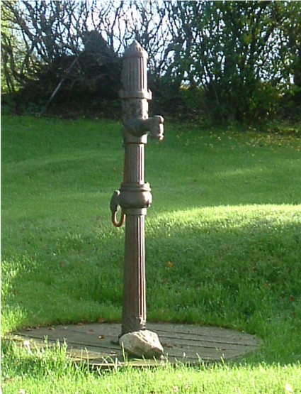 Water pump, Tullochvenus.