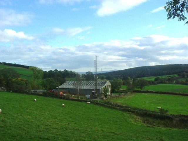 Cloak farm, Lumphanan.