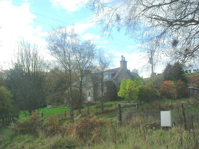 Woodhill, Cloak Wood.