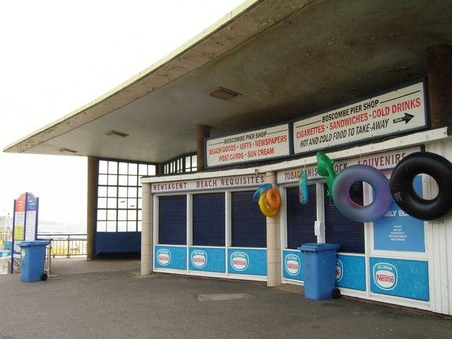 Boscombe Pier Head