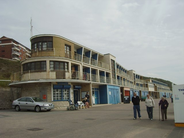 Seaside pavilion, Boscombe