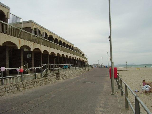 Seaside pavilion, Southbourne
