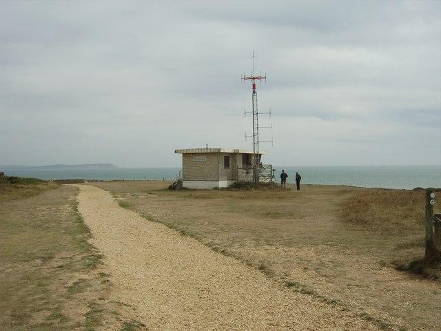Coastguard station, Hengistbury Head