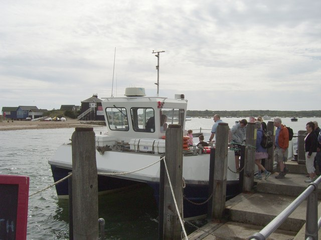 Mudeford Ferry
