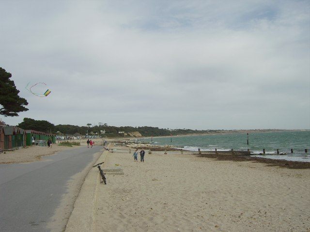 Beach nr Mudeford