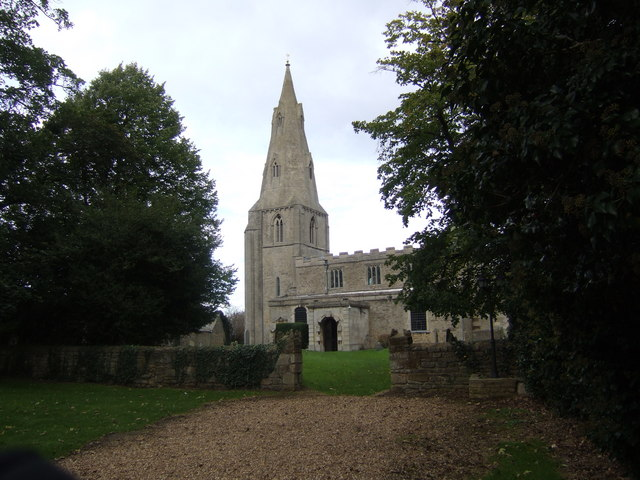 The Church of St Michael Chesterton