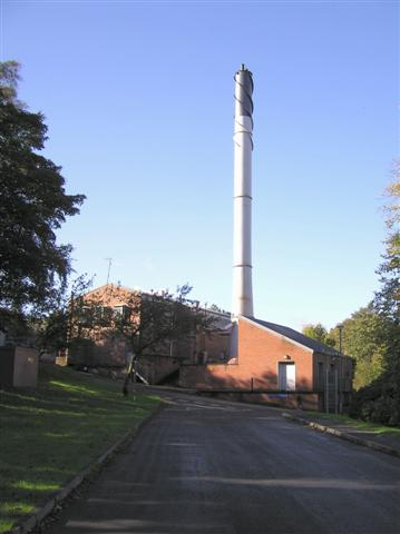 Boiler House, Tyrone County Hospital