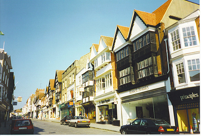 Lower High Street, Guildford