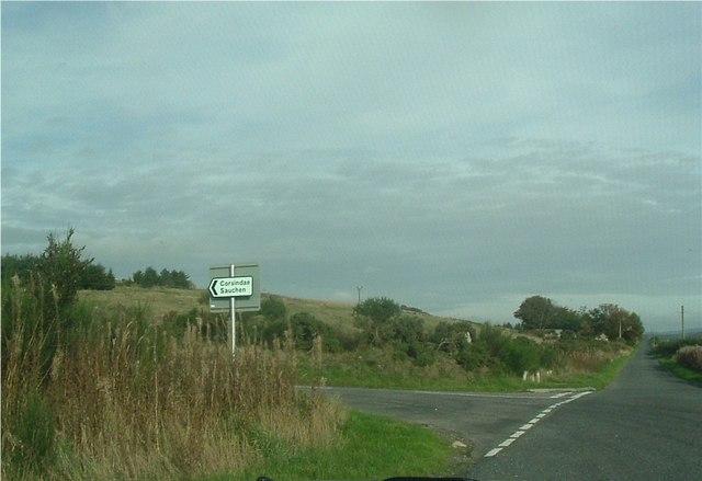 Cairndaie junction.