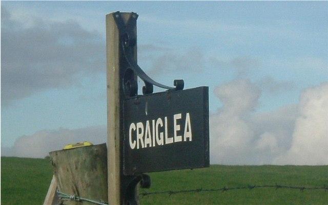 Craiglea.