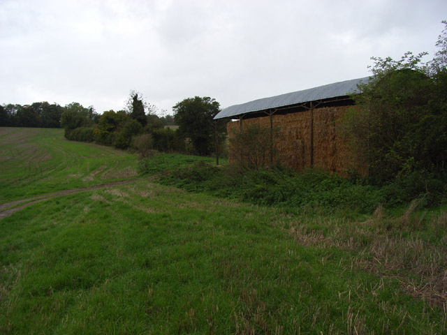 Barn below Woodlands Farm