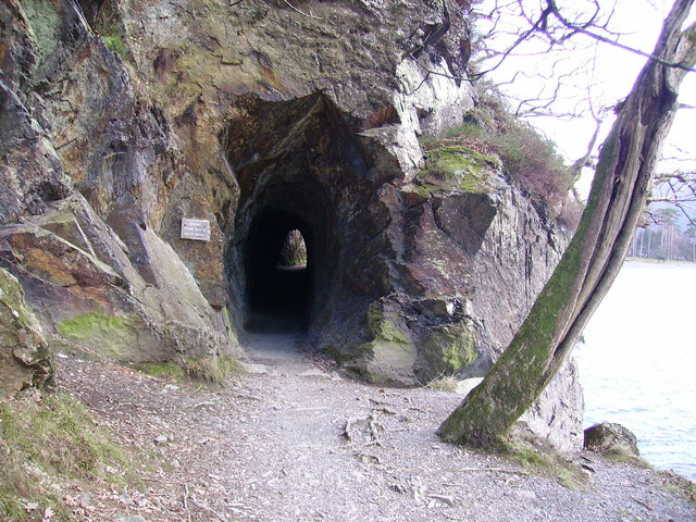 Tunnel ,Buttermere