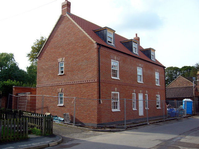 Large House on Small Site