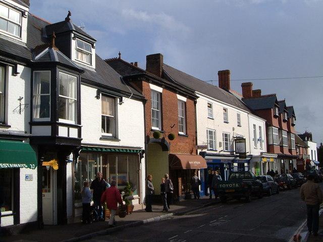 Fore Street, Topsham