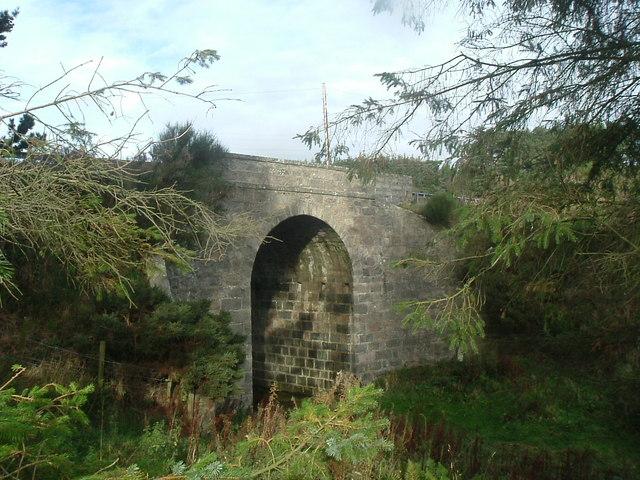 Auchorrie Bridge.