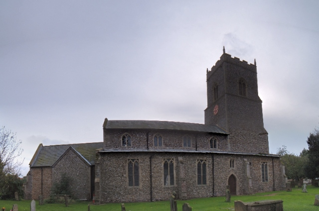 The Church of St Mary the Virgin, Brancaster