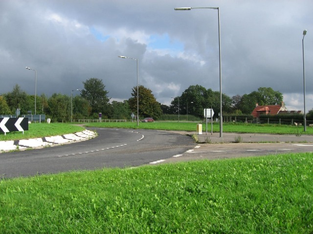 Roundabout To Easingwold