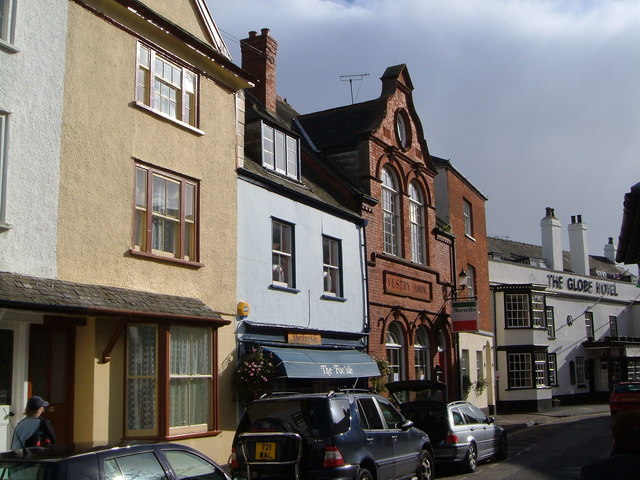 Fore Street, Topsham