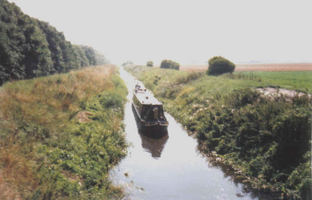 The Forty-Foot Drain on the Middle Level Navigation