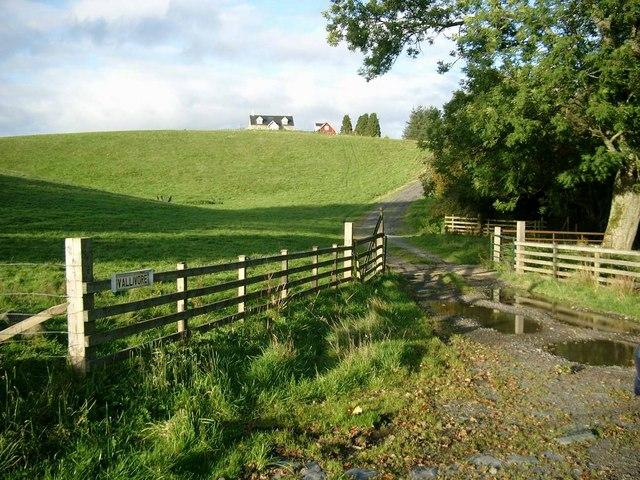 Vallivore road end