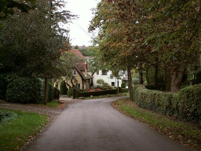 Tye Green Road, Fuller's End near Elsenham, Essex