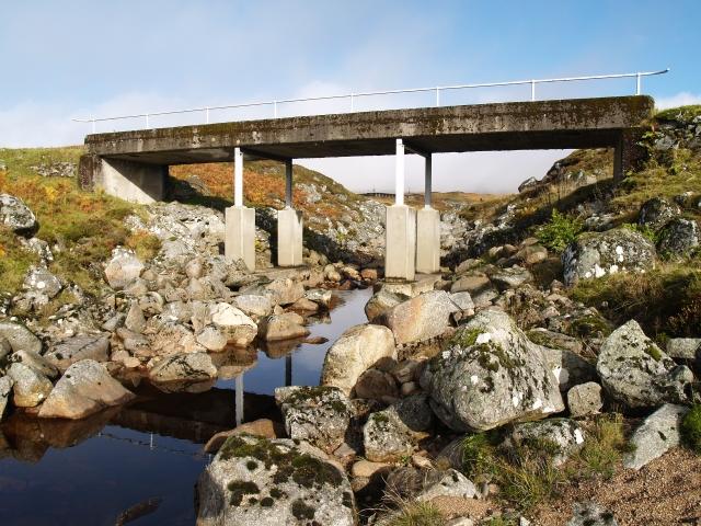 Bridge, Allt Ghlas