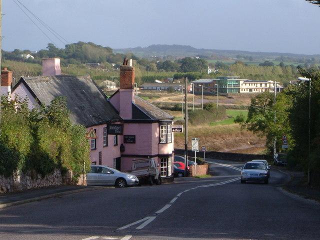 Bridge Inn, Topsham